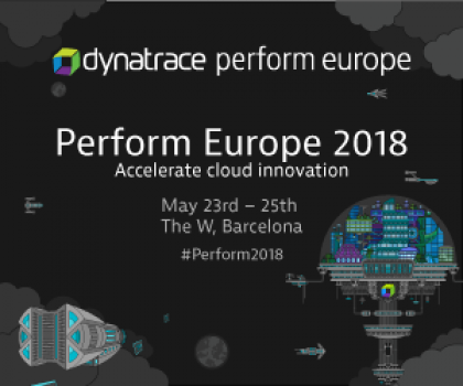 Dynatrace Perform is coming to Europe